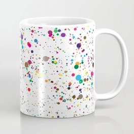 Colourful Sting Pattern Coffee Mug
