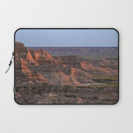 Sheep Mountain Table Catches Sunset Light Laptop Sleeve