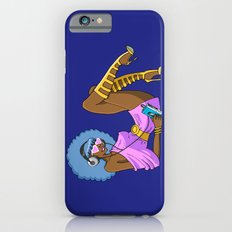 Funky Retro Girl Slim Case iPhone 6s
