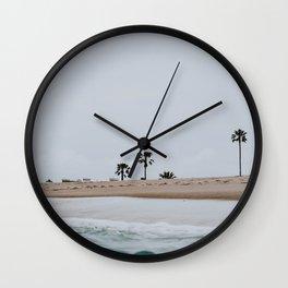 newport beach / california Wall Clock