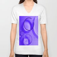 photograph V-neck T-shirts featuring Photograph by Brian Raggatt