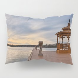 Alexandria Bay Sunset Pillow Sham