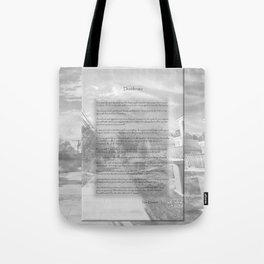 Desiderata on Kismet Tote Bag