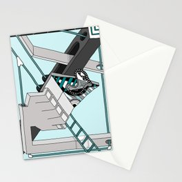 Triangle Slider Stationery Cards