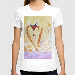 A Little Kiss | Un petit bec T-shirt