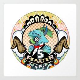 FPA Feaster Five Commemorative Design Art Print