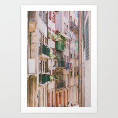 Narrow  Art Print