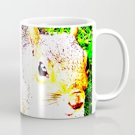The many faces of Squirrel 1 Coffee Mug
