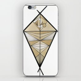Tethered iPhone Skin