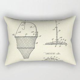 Fishing Tackle-1912 Rectangular Pillow