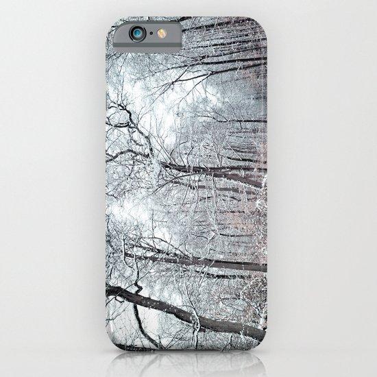 winter canopy iPhone & iPod Case