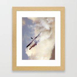 Wingwalker Framed Art Print