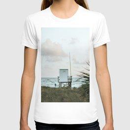 Lifeguard Stand Vertical T-shirt