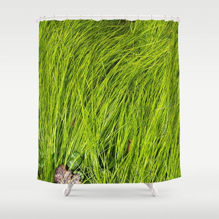 Verdure Shower Curtain