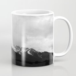 Faded Days At The Top Of The World Coffee Mug