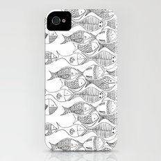 go fishing now! Slim Case iPhone (4, 4s)