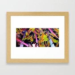 Kurtz Framed Art Print