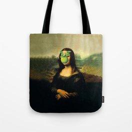 GIOCONDA MAGRITTE Tote Bag