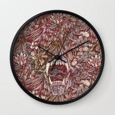 Arrangement Wall Clock