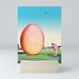 A rookie Mini Art Print
