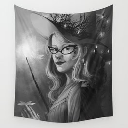 Researcher Luna Lovegood Wall Tapestry