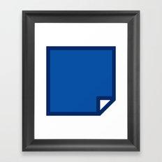 Lichtenswatch - Division Framed Art Print