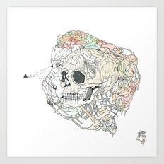 T(hem) Art Print