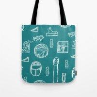 egypt Tote Bags featuring Egypt by estellesmorris