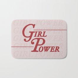 Girl Power Bath Mat