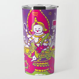 God of Wifi Travel Mug
