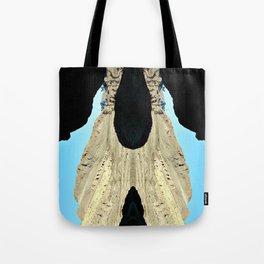 Teardrop Tote Bag