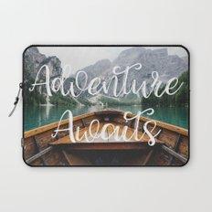 Live the Adventure - Adventure Awaits Laptop Sleeve
