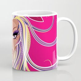 RuPaul Glamazon Coffee Mug