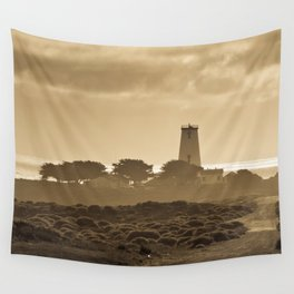 Lighthouse 1 Wall Tapestry