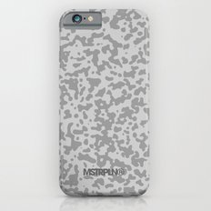 Comp Camouflage / Grey iPhone 6s Slim Case