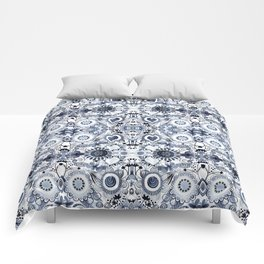 Indigo Bohemian Playground Comforters