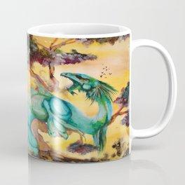 The Green Dragon Coffee Mug
