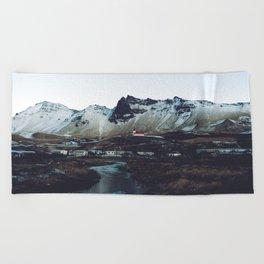 Iceland // Vik Beach Towel