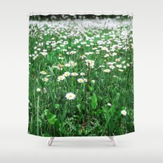 Daisy View Shower Curtain