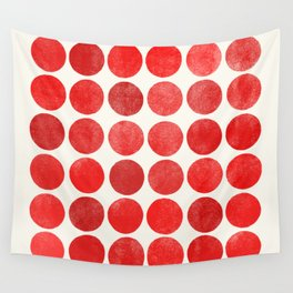 colorplay 12 sq Wall Tapestry