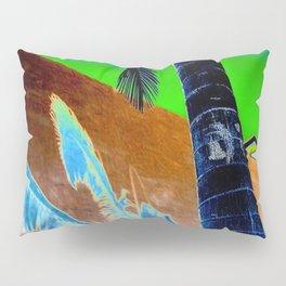Palm Sunset Pillow Sham