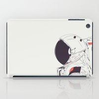 astronaut iPad Cases featuring GOD IS AN ASTRONAUT by CranioDsgn