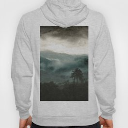 Above the Clouds and Beyond Hoody