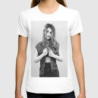 sky ferreira T-shirts featuring You're Not The One ~ Sky Ferreira by Michelle Rosario