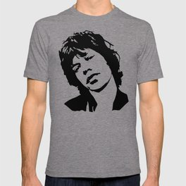 GIFTS OF A ROCK N ROLL AND MOVIE SUPERSTAR ARTIST AND DIVA GIFT WRAPPED FOR YOU FROM MONOFACES T-shirt