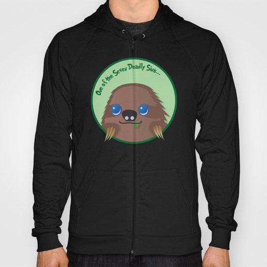 Adorable Sloth Hoody