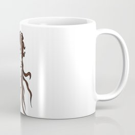 Navajo Indian Girl Coffee Mug