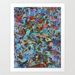 Approximate Stirs Art Print