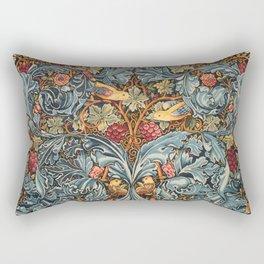 """William Morris """"Acanthus and vine"""" 2. Rectangular Pillow"""