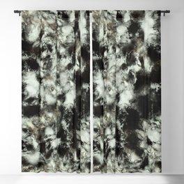 Grey footprints Blackout Curtain